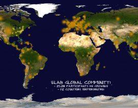U.Lab: 28,000 deelnemers van 190 landen